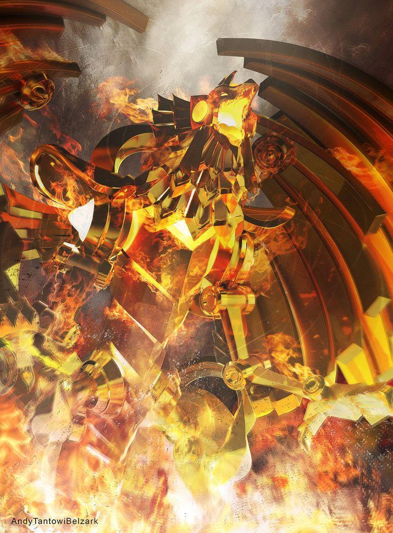 Yugioh Wallpaper For Iphone Slifer The Sky Dragon From Yugioh By Kazuki Takahashi Yu