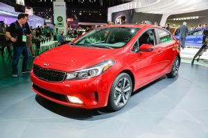 2017 Kia Forte Updated With New Base Engine Revised Looks Now