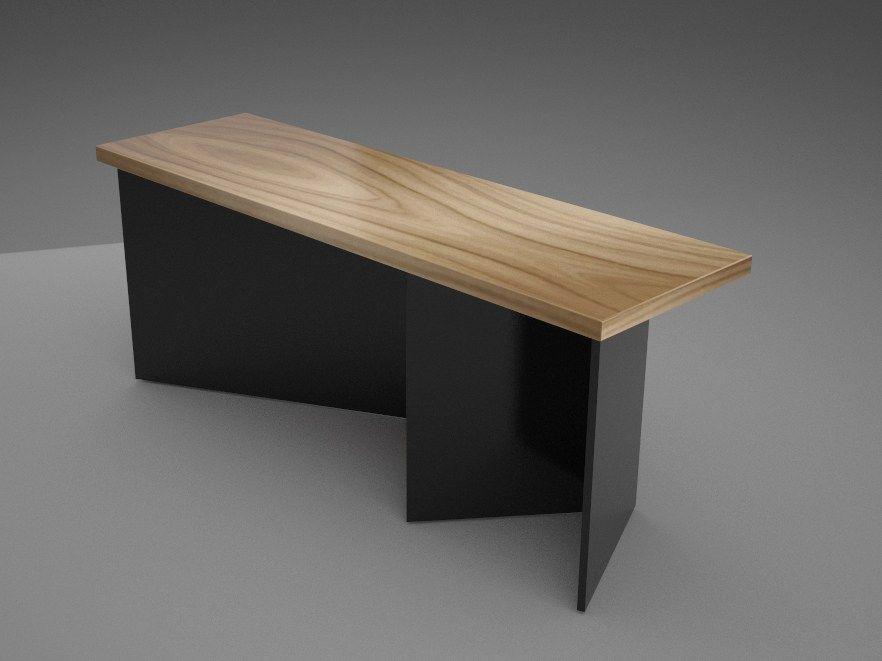 Tavolo Alto Per Cucina : Tavolo alto di legno ideale per #cucina #giardino #salotto della