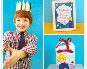 Festa O Pequeno Príncipe