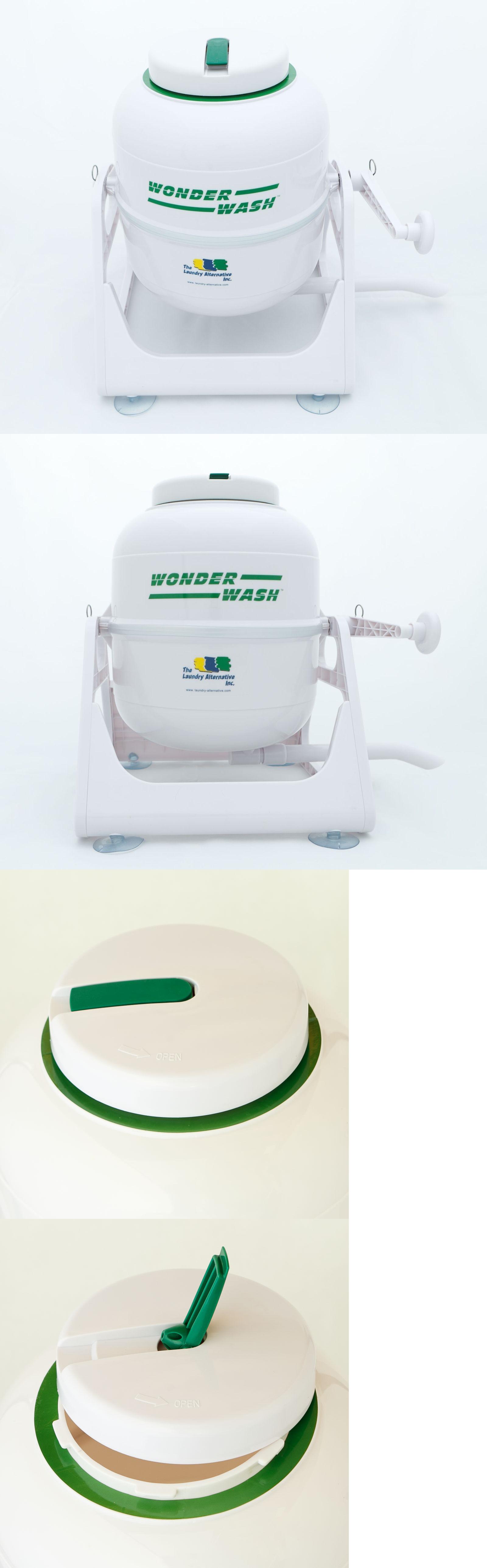 Washing Machines 71256 Mini Portable Compact Non Electric Wonder Washing Machine Laundry Alter Laundry Alternative Clothes Washer Washer Dryer Combo