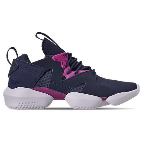 men's 3d op lite casual shoes blue  size 115  reebok