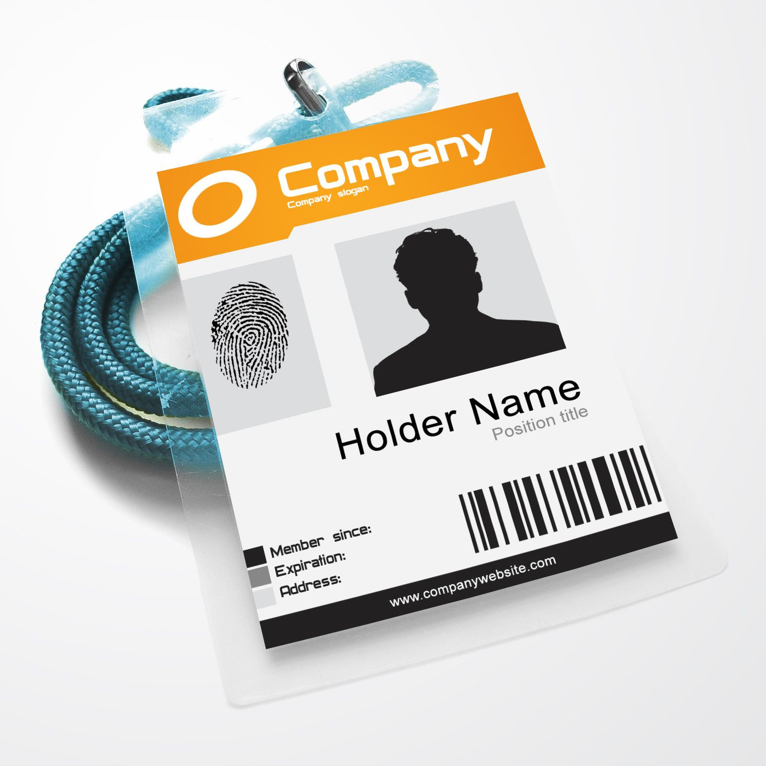Company+id+template+psd.jpg (1572×1572) | gafetes | Pinterest