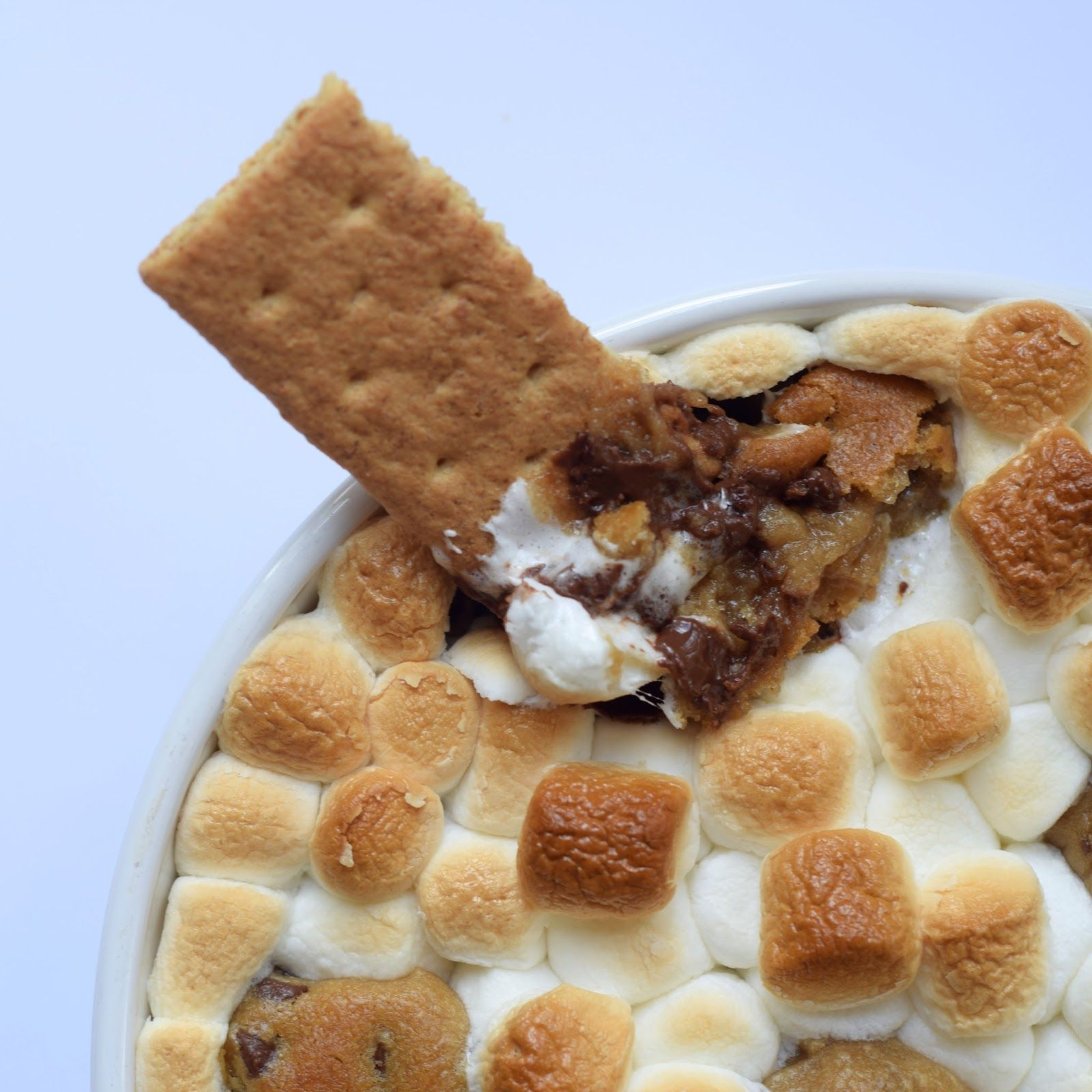 Cookie Dough S'more Skillet Recipe