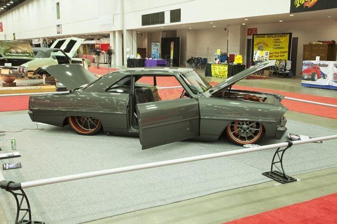 Steve Tornari, Parkland, Florida '67 Chevy Nova - 2014 Detroit Autorama Great Eight
