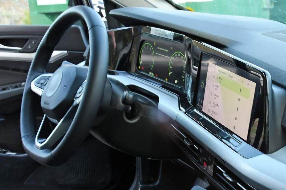4troxoi To Eswteriko Toy Neoy Vw Golf Multi News Gr Vw Golf Volkswagen Interior Volkswagen