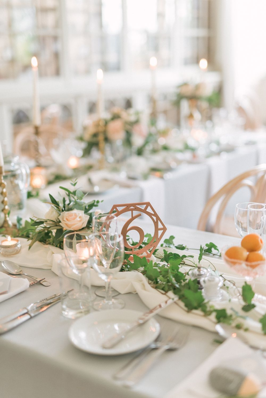 Anna Campbell Bride Elegant Wedding With Pastel Colour Scheme Anna
