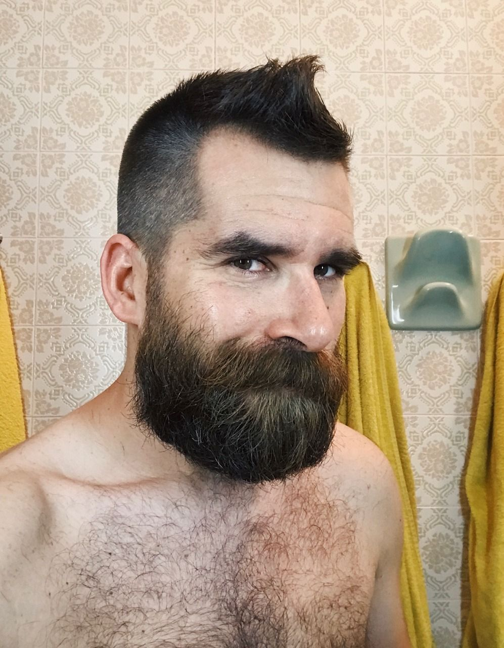 Normal mens haircut trandomness ucbetter ud  sultry men glorious ink and pristine hair
