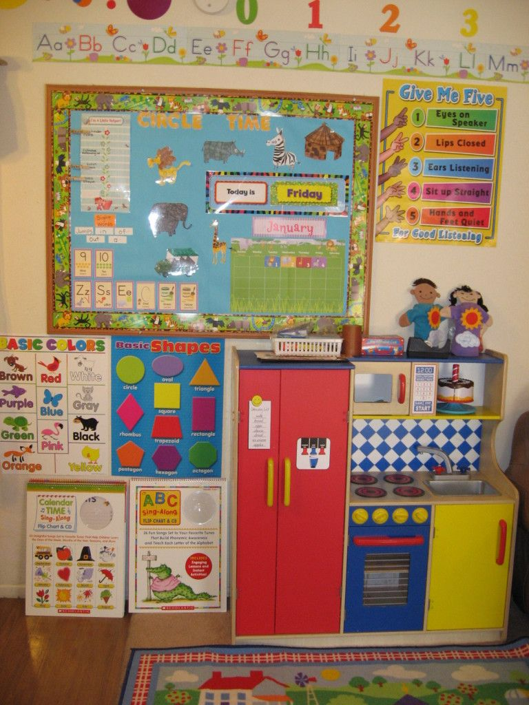 Home Daycare, Daycare Spaces, Family Day Care
