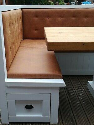 KITCHEN DINING CORNER SEATING BENCH WITH STORAGE    eBay