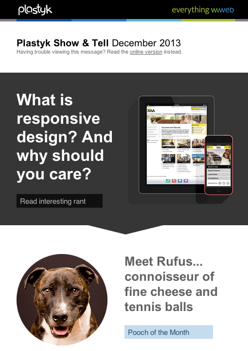 Plastyk Campaign Monitor Email Template Inspiration Pinterest - Campaign monitor html templates