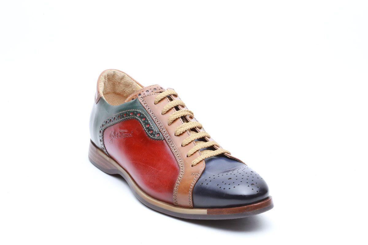 more photos 5c79e 68f51 galizio torresi scarpe uomo eleganti multicolor 02 | well 1 ...