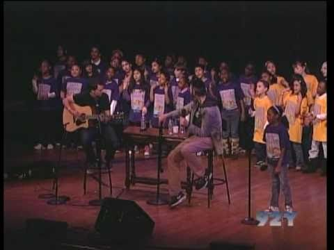 """ONE DAY"" Matisyahu, DP Dave Holmes & PS22 Chorus at 92nd Street Y"