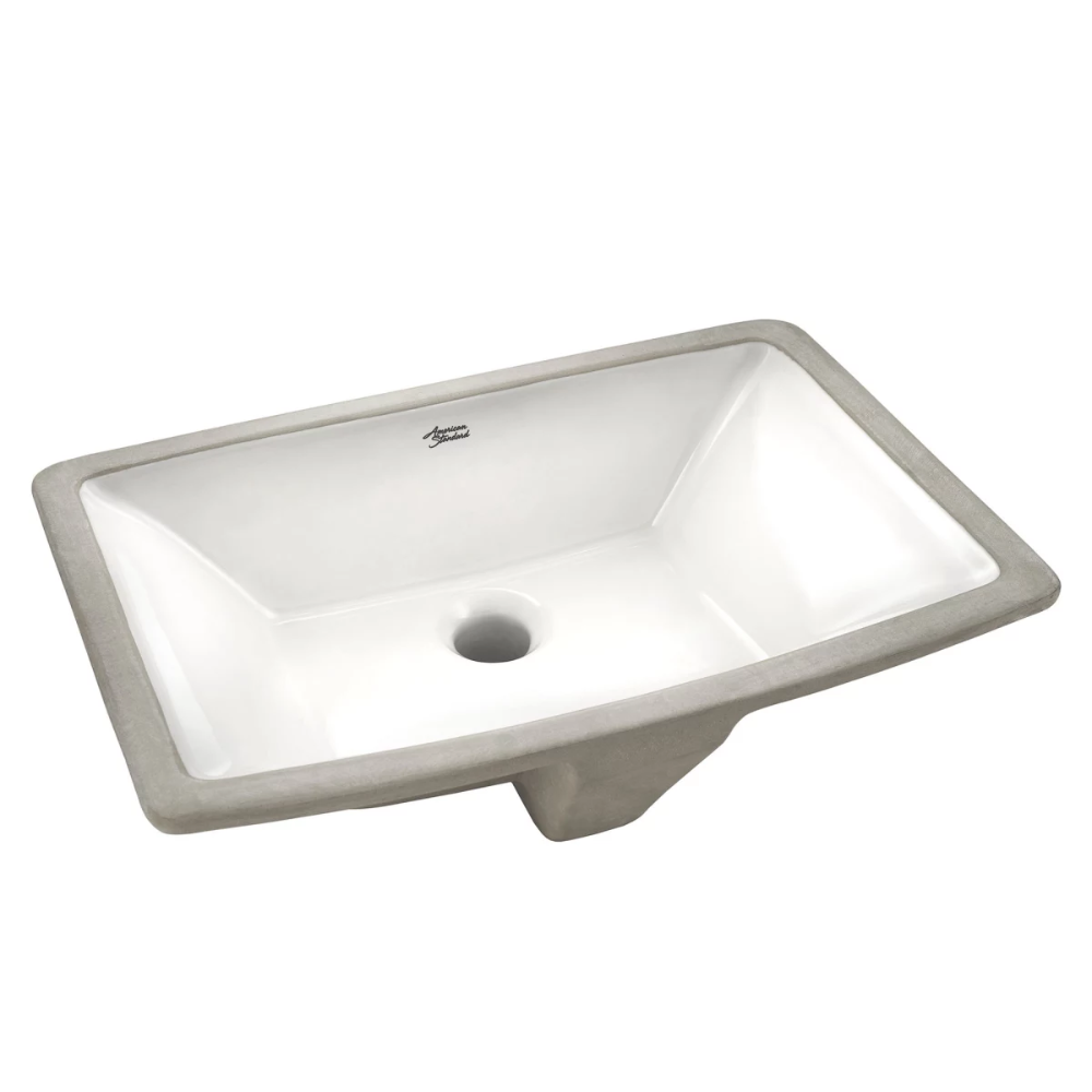 American Standard 0330 000 Sink Undermount Bathroom Sink