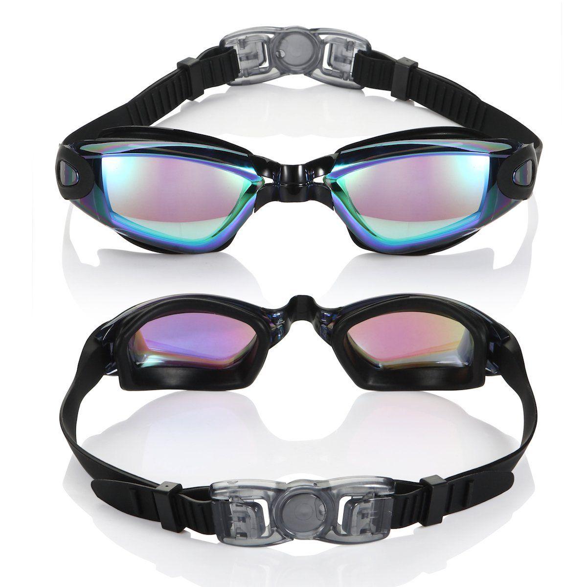 No Leaking Anti Fog UV Protection Triathlon Swimming Aegend Swim Goggles