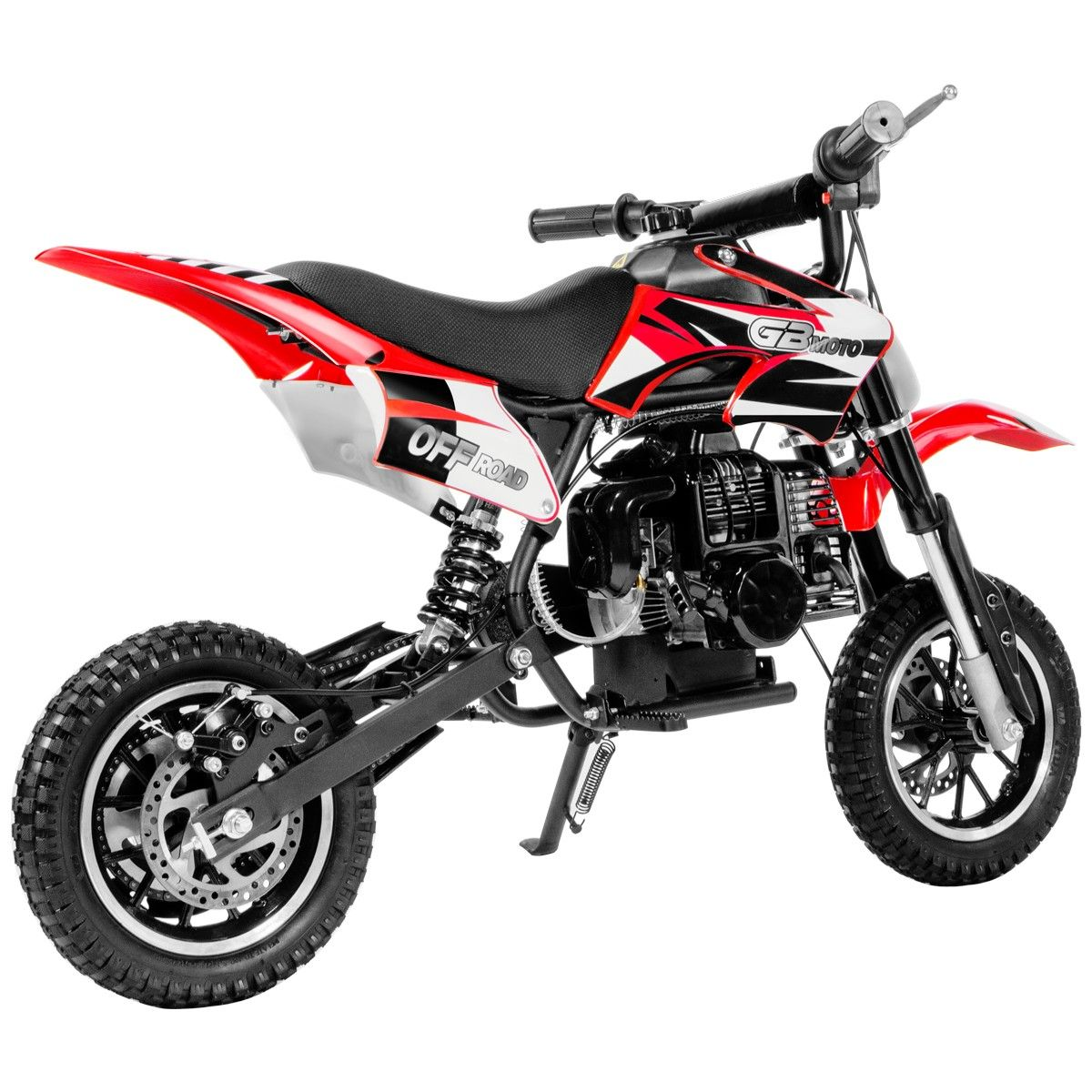 Https Www Walmart Com Ip Xtremepowerus 49cc 2 Stroke Gas Power Mini Off Road Dirt Bike Motorcycle Ride On Red Riding Motorcycle Dirt Bikes For Kids Dirt Bike
