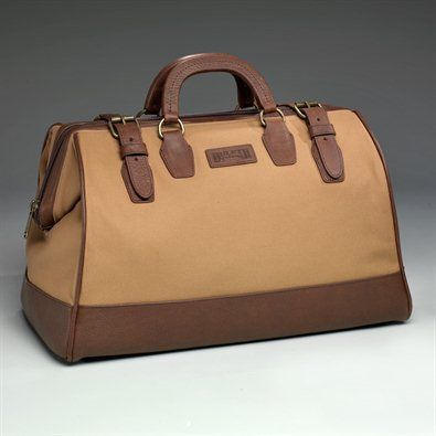 Fire Hose And Leather Awol Bag It S Nearly Identical To The