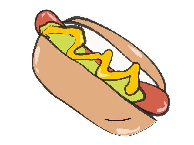 roasting hot dogs clip art 01 hot dog royalty free graphics rh pinterest com free cartoon hot dog clipart hot dog clipart images