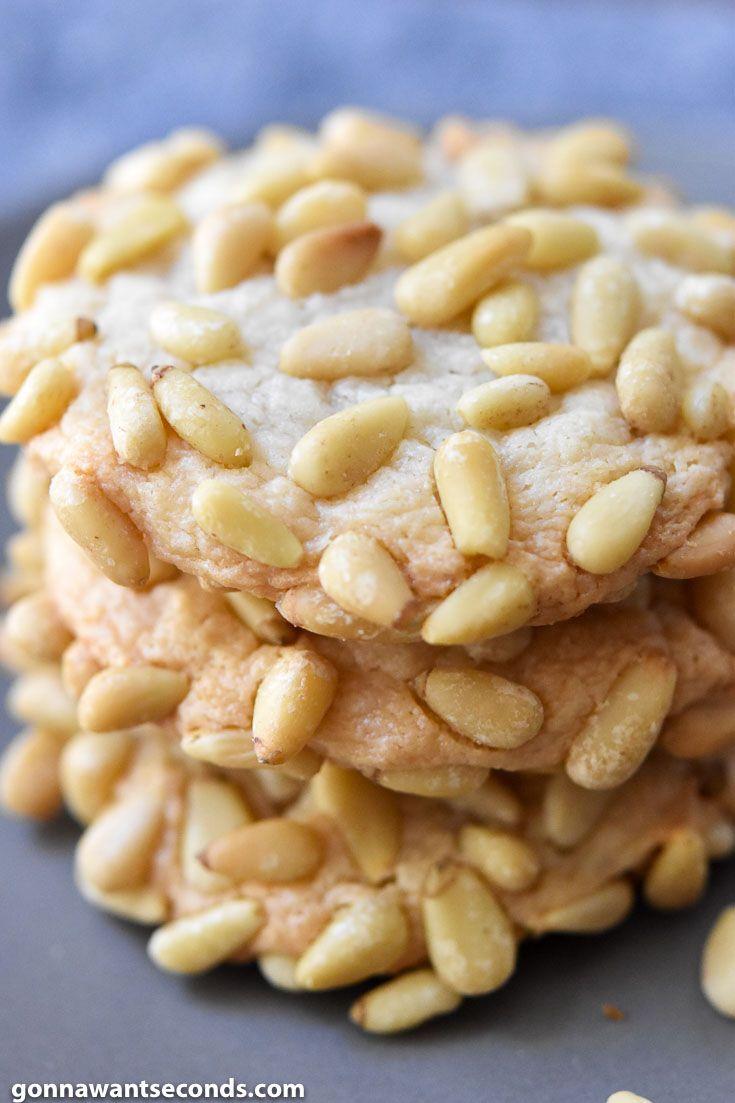 Photo of Pignoli Cookies (6-Ingredient Dessert!)