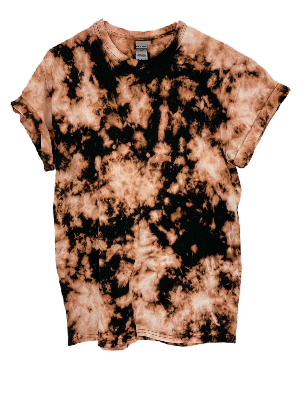 Bleached Shirt Texas Favorites