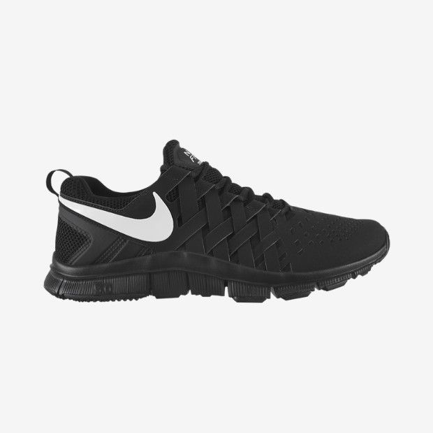 Hommes Nike Free Trainer 5.0 Chaussures De Formation Robe Blanche