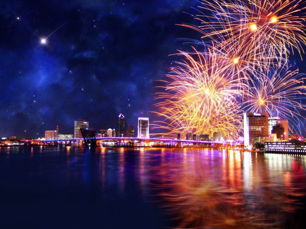 Beautiful New Year Wallpaper Hd For Your Desktop New Year