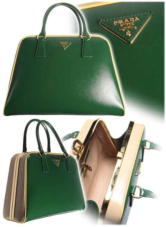 d2ac868f8d8c70 ... new arrivals dark kelly green prada bag investing in a classic designer prada  bag with strong ...