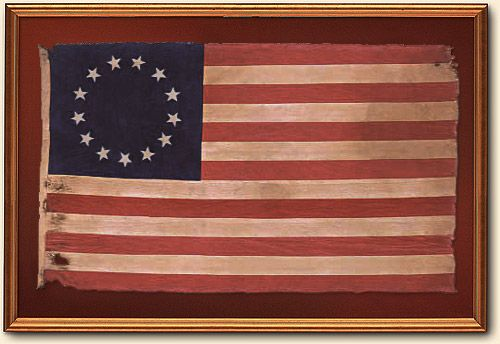 Image result for stars and stripes flies in battle on september 3, 1777