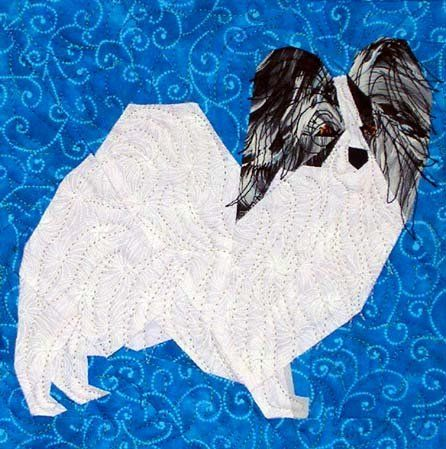 silver linings canine corner papillon