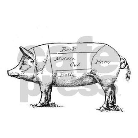 Classic Cuts Of Pork Diagram Pig Pinterest Diagram And Pork