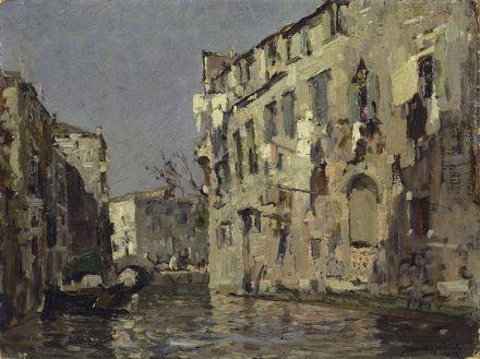 EMMA CIARDI (VENEZIA, 1879 1933) Venezia, 1914