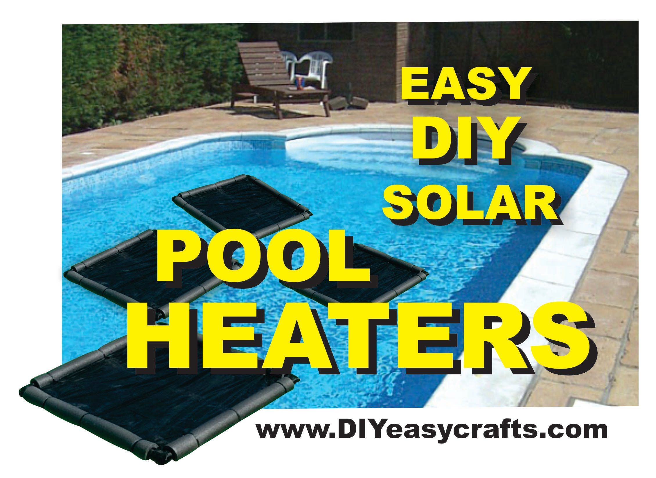 Easy and CHEAP DIY Solar Pool Heater Page 3 of 3 Diy solar pool