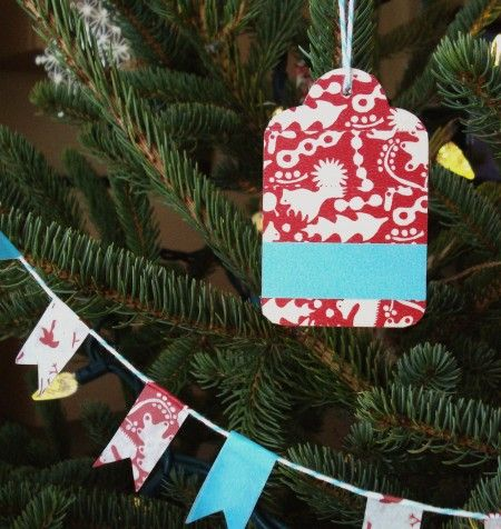 Washi Tape Christmas decorations Christmas DIY Ideas Pinterest