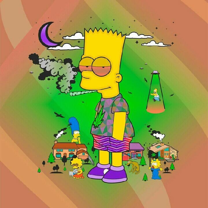 Marvel Fanatic Bart Simpson Art Simpsons Art Simpsons Drawings