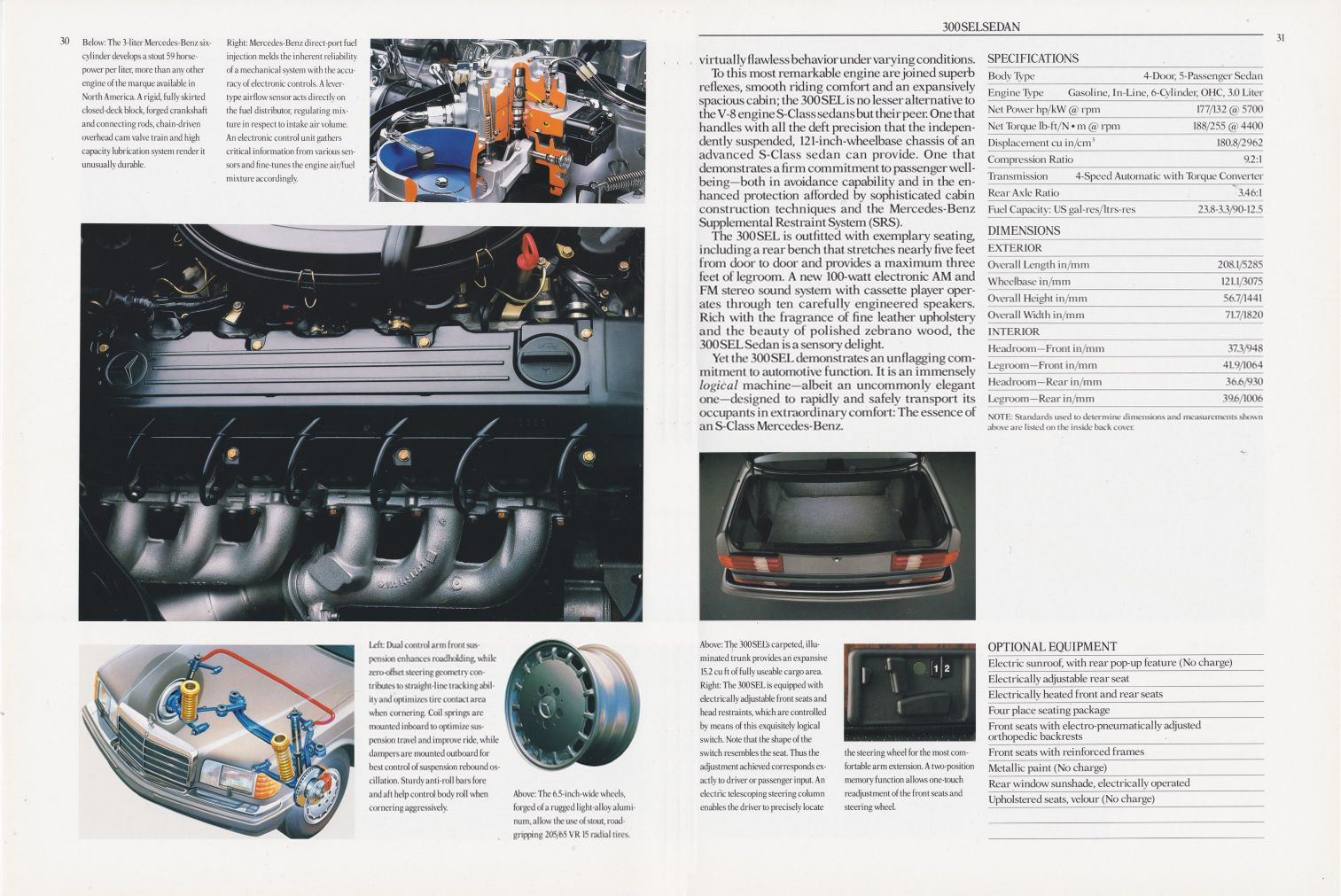 The S Class Incl 560sl Usa 1988 With Images S Class Mercedes