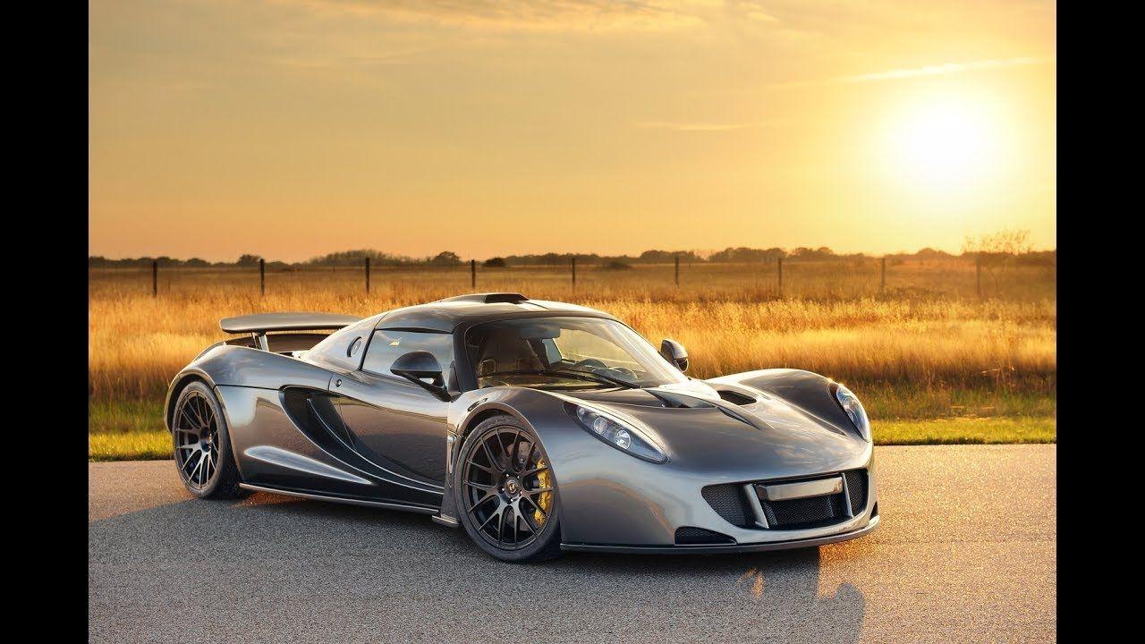 Hennessey Venom Gt Sport Car 2018 Hennessey Venom Gt Fast