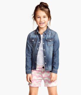 Swietna Modna Koszula Tunika Jeansowa Jeans Unikat 4036656128 Oficjalne Archiwum Allegro Girls Denim Shirt Denim Shirts For Girls Kids Outfits