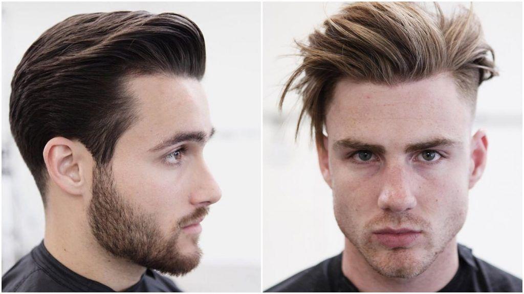 Fácil mejores peinados hombre Colección de cortes de pelo estilo - Los Mejores Peinados para Hombres ???? Según la forma de ...