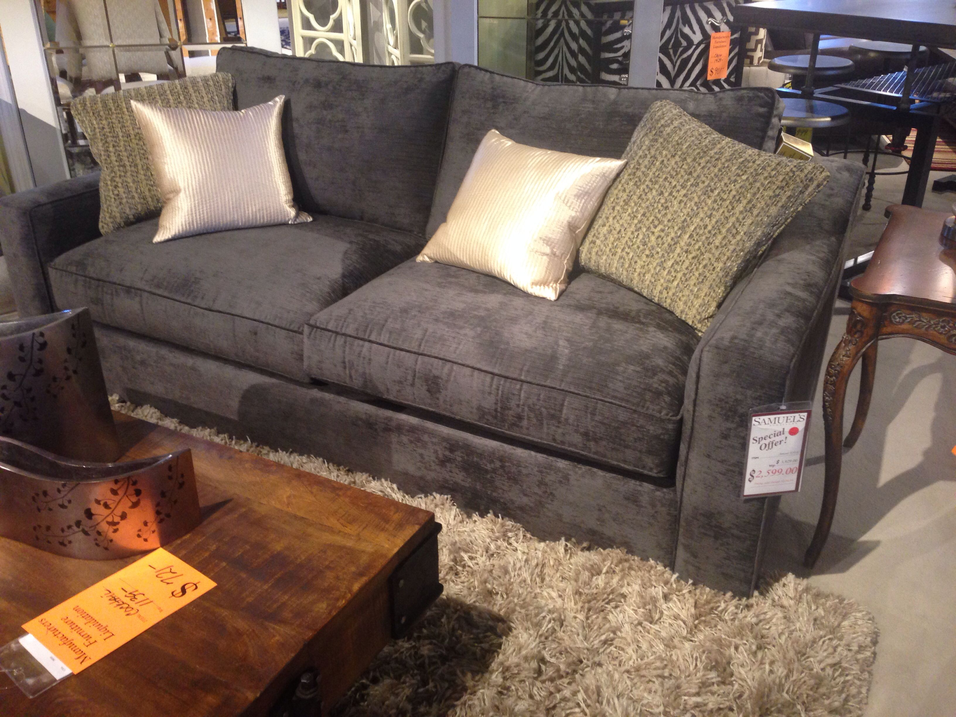 Comfort and style from Century furniture