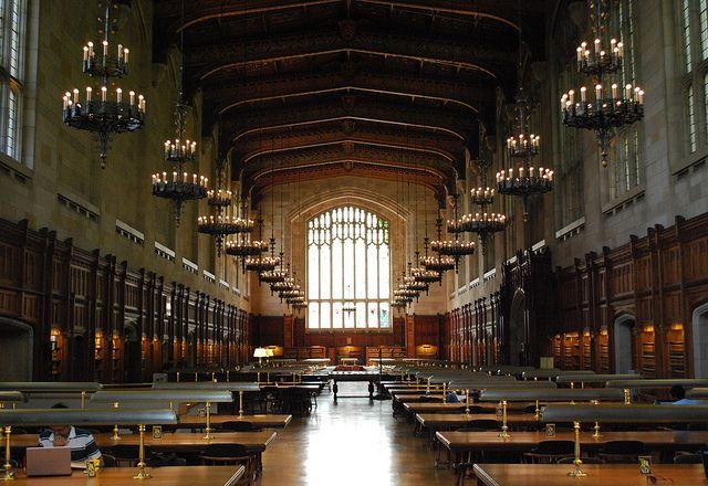 University of Michigan Law Library Art/photography University of