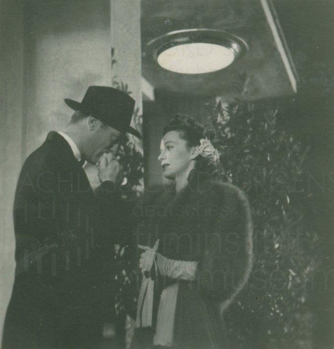 VERLORENES RENNEN (1948) Szenenfoto 2