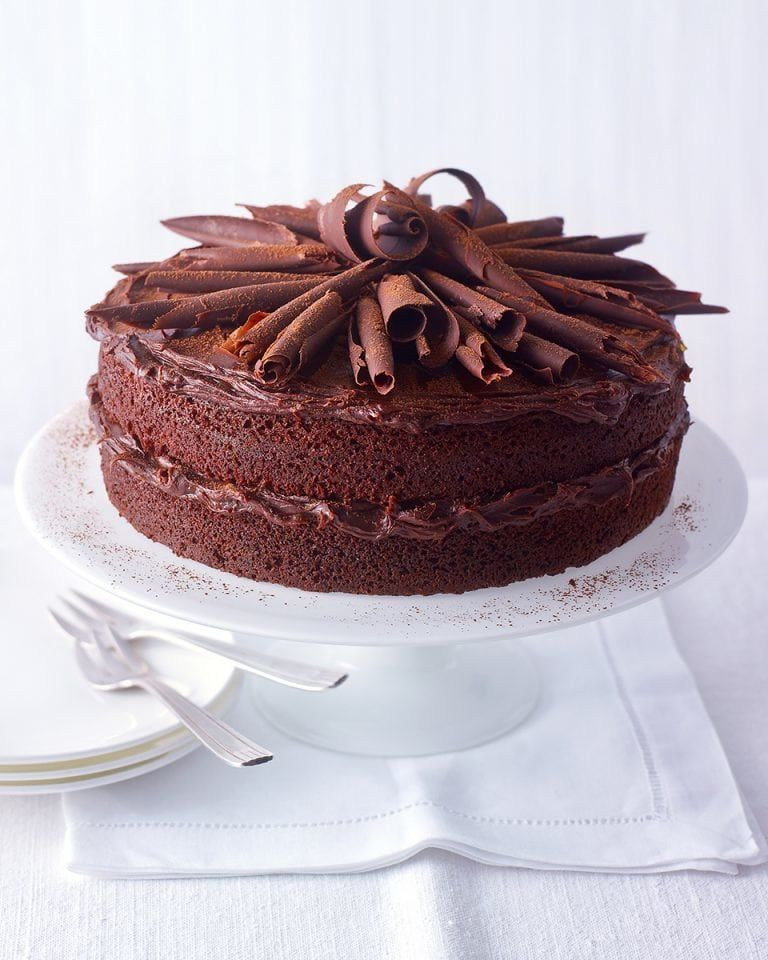 Mary Berry S Very Best Chocolate And Orange Cake Recipe Mary Berry Best Chocolate Food Processor Recipes