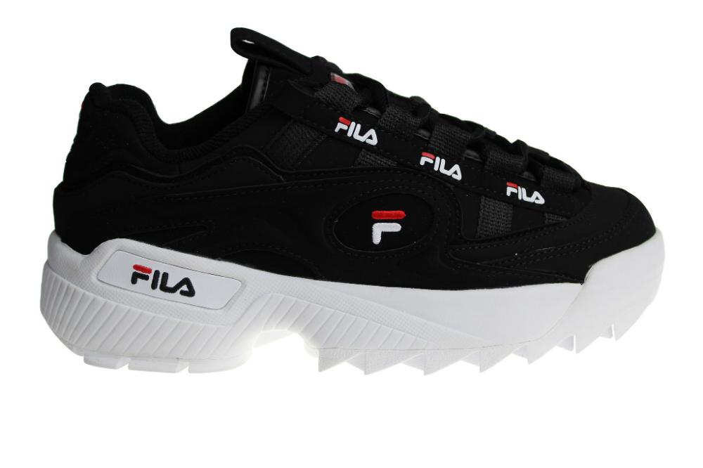 Fila D-Formation Wmn (Zwart/Wit) 5CM00512.014 Dames Sneakers ...