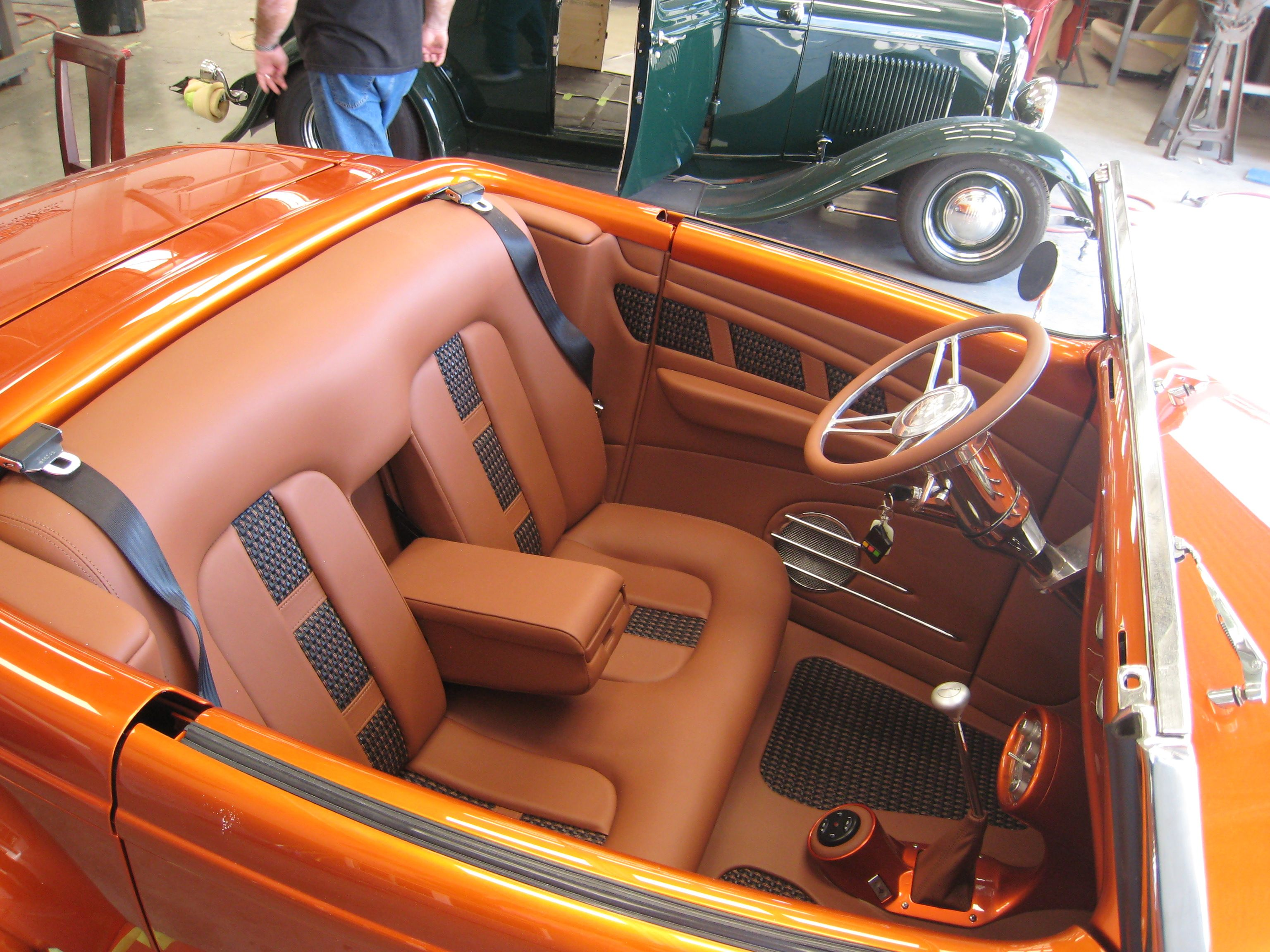 Img 3271 Jpg 3072 2304 Hotrod Interior Dearborn 32 Ford Roadster