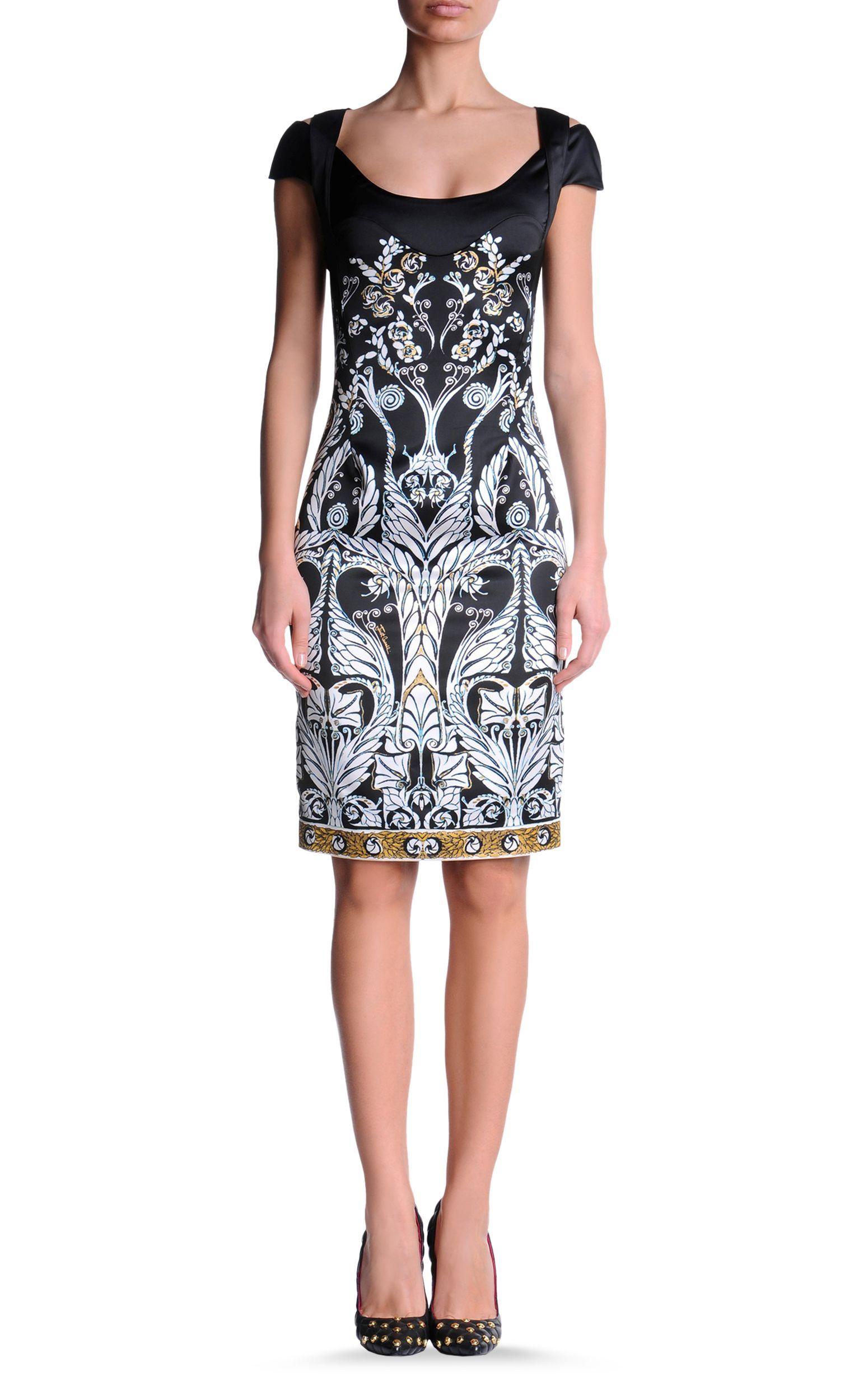 Short Dress Women Dresses On Just Cavalli Online