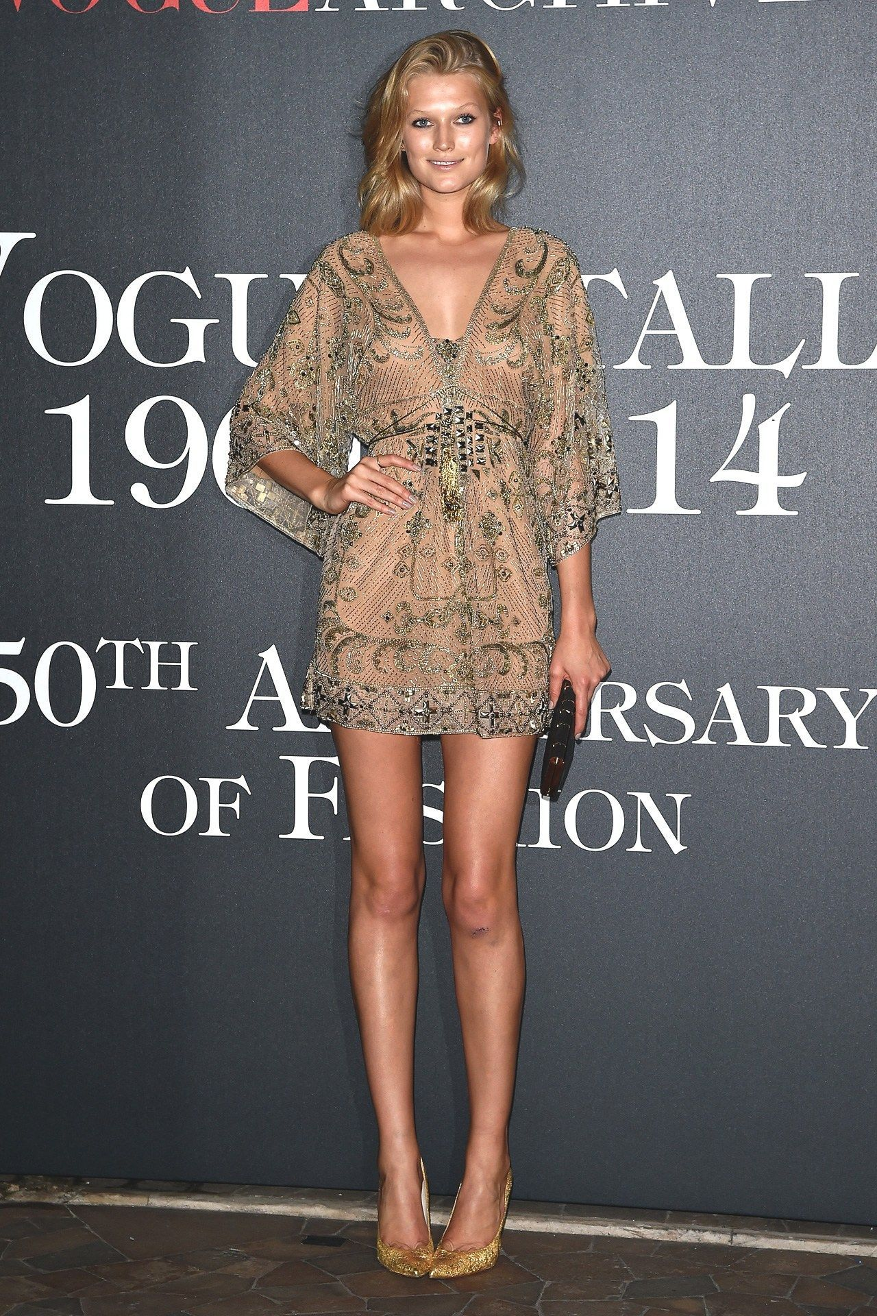 Vogue Italia 50th Anniversary Party, September 21 2014