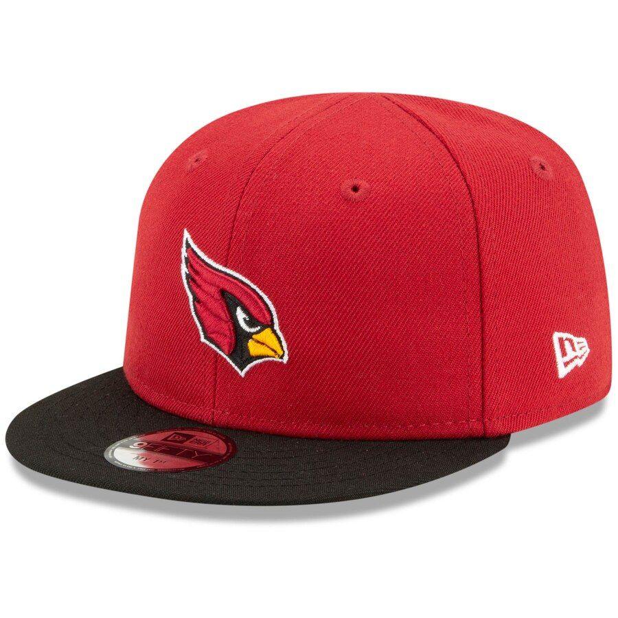 7aa4e41b Infant Arizona Cardinals New Era Cardinal/Black My 1st 9FIFTY ...