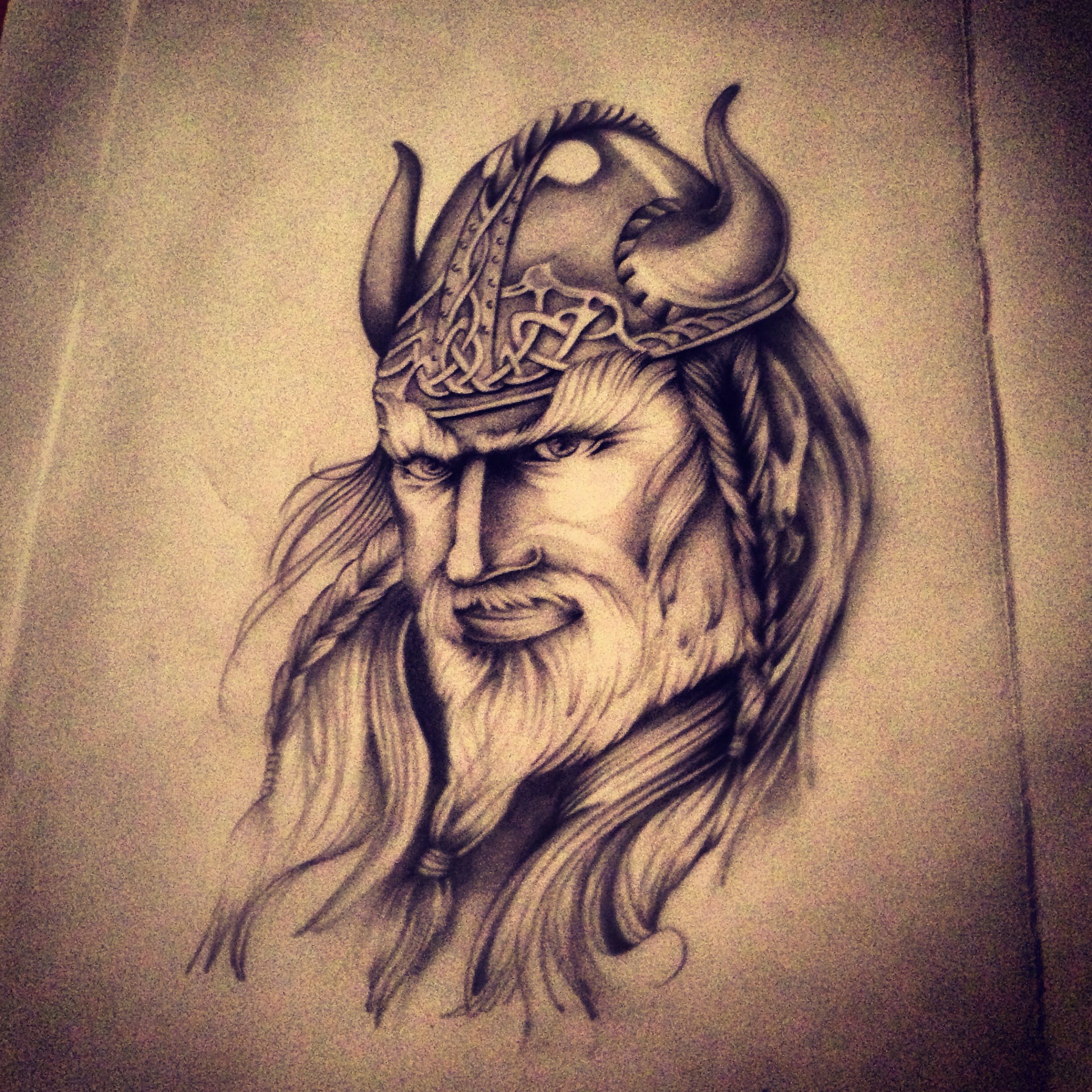 Viking head drawing. | Beard! | Pinterest | Vikings ...