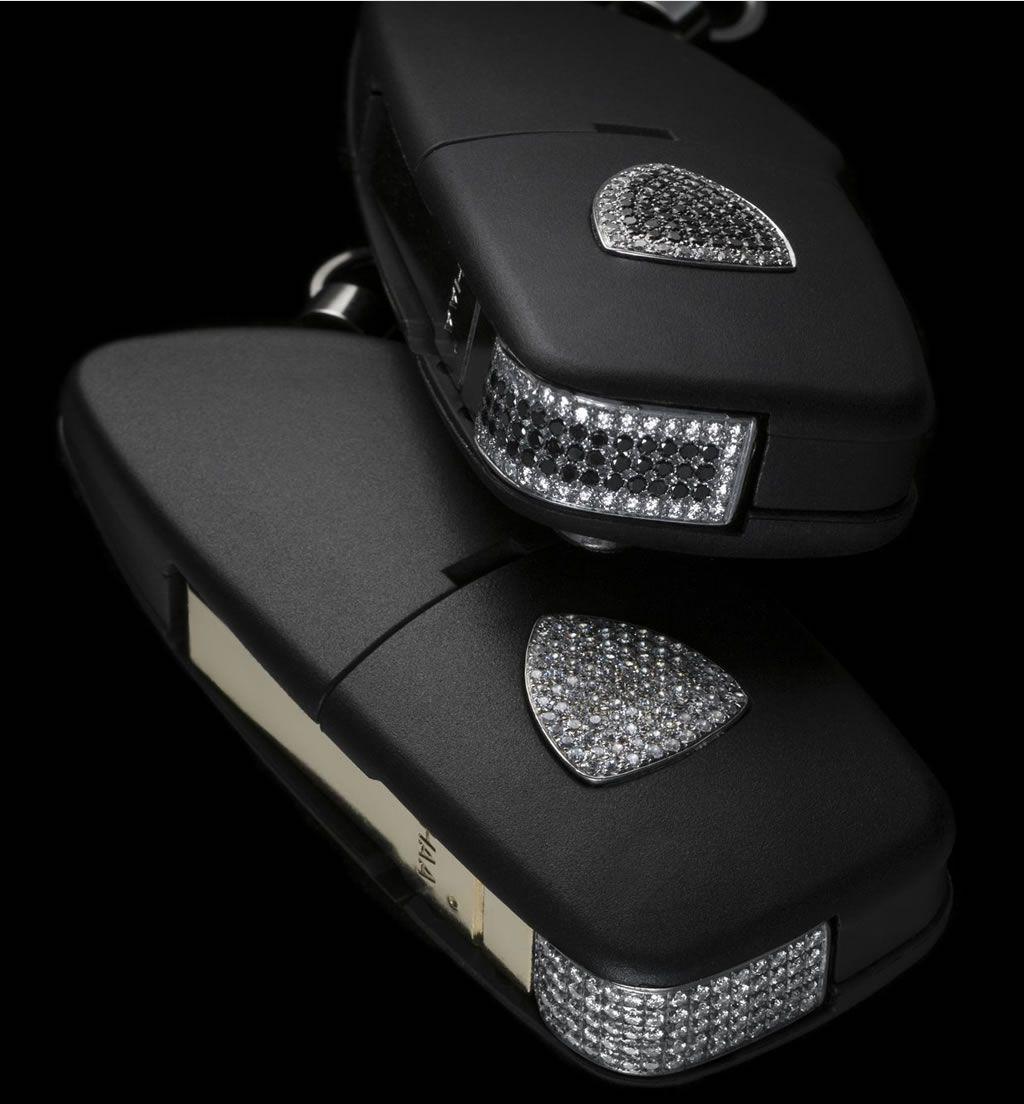 Lamborghini Key Fob Car Image Idea