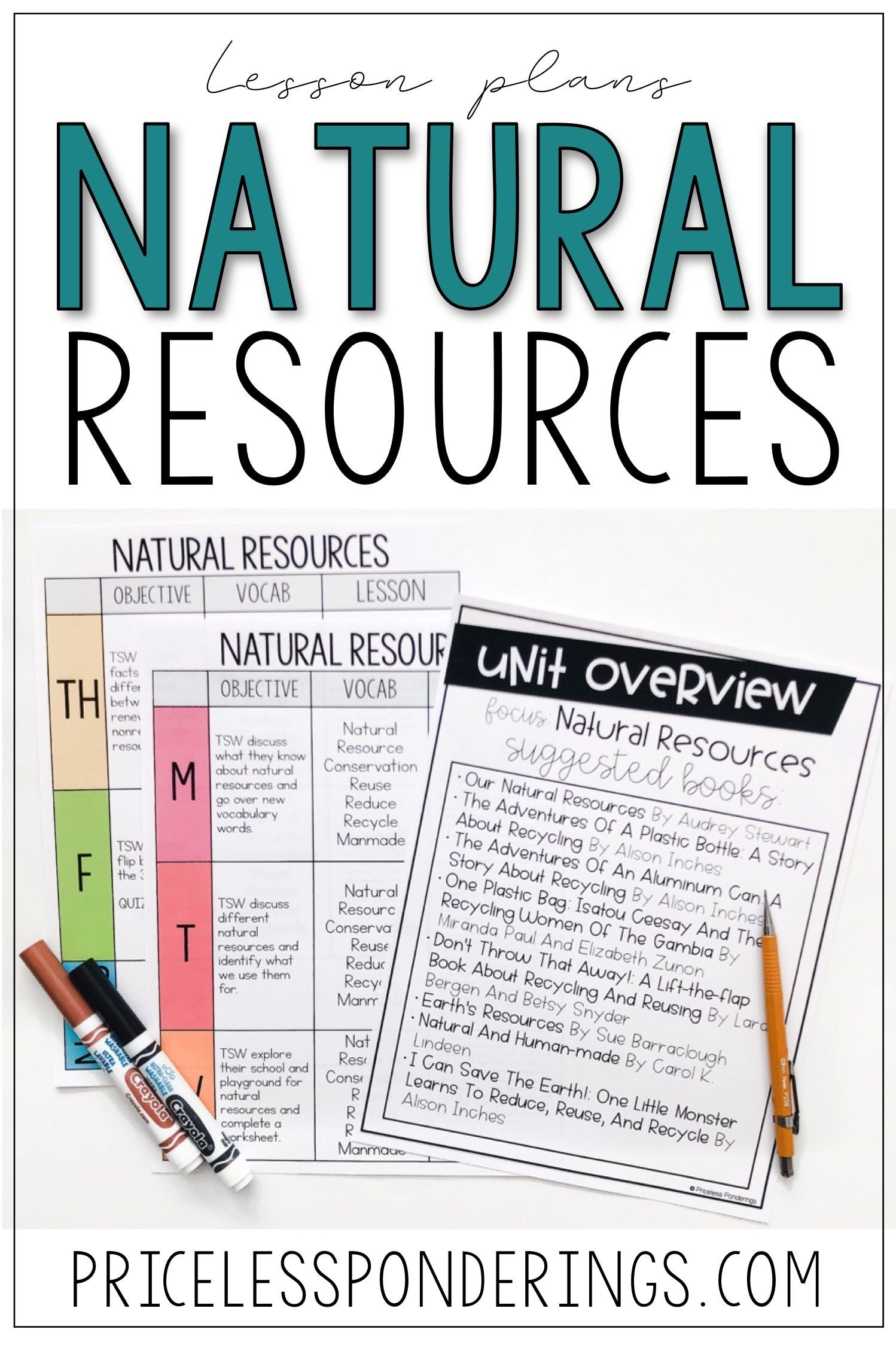 Engaging Ways To Teach Natural Resources In